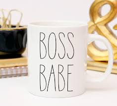 funny mug boss mug gift for mom gift for boss lady boss