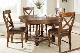 Dallas Designer Furniture Wyndham Round Dining Table Set - Dining room furniture dallas