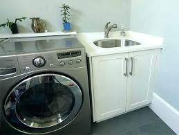 Laundry Room Cabinets With Sinks Utility Room Cabinets Netprintservice Info