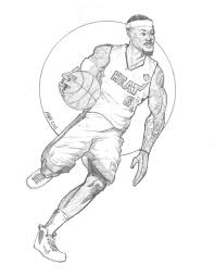 7 images of paul george nba coloring pages paul george coloring