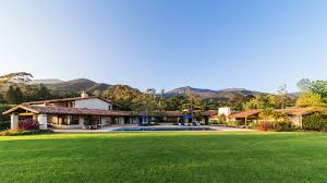 massive montecito ranch built by architect cliff may listed for