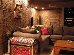 victorian livingroom victorian living room furniture grey microfiber armless sofa brown
