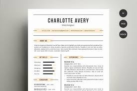 two page resume template modern chic 2 page resume template cover