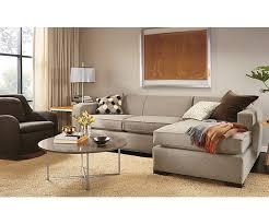 Room And Board Sofa Bed Ian Sofa Chaise Room Living Room U0026 Board Living Room