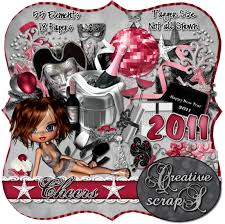 new years kits scrapbook freebie layout pretty pink new year by