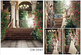 wedding backdrop online 5x7ft lobby garden blossoms for wedding backdrop photos