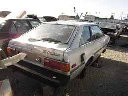 hatchback cars 1980s junkyard find 1981 toyota corolla liftback coupe the truth