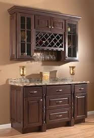 Kitchen Bar Cabinet Ideas by Bar Idea With Pull Out Cabinet For Heavy Liquor Bottles And