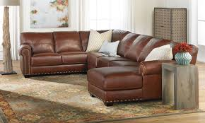 Leather Sectional Sofas With Chaise Lounge by Softline O U0027neal Leather Sectional Sofa With Chaise The Dump