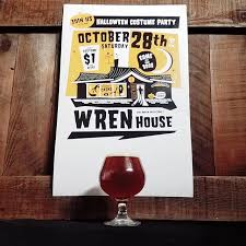 Keg Halloween Costume Wren House Brewing Company
