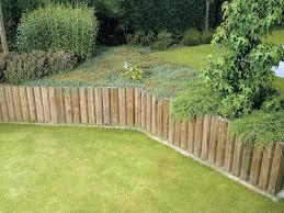 cloture jardin bois clotures jardin grillage bekaert cloture de en bois prix idmaison