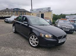 2007 volvo s40 2 0d sport 4 door saloon 6 speed manual in