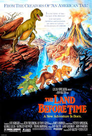 the land before time writing on the fifth wall
