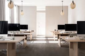 Minimalist Workspace Projects Contract Furnishings News