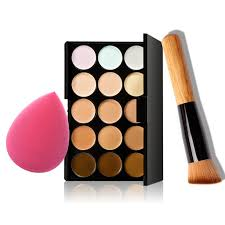 cheap professional makeup professional makeup palette 15 color concealer cosmetic kit