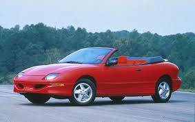 1997 pontiac sunfire information and photos zombiedrive