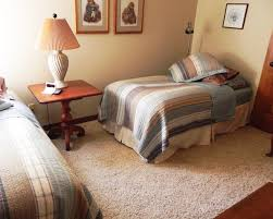 Twin Bed Room Twin King Bedroom Garden Gate Bed And Breakfast