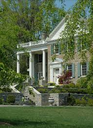 Best ARCHITECTURE EXTERIORS FRONTBACK Images On Pinterest - Traditional home design
