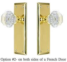 Dummy Door Knobs For French Doors - cheap door knobs for french doors find door knobs for french