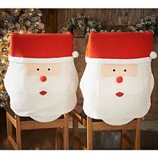 christmas chair covers christmas table chair covers ebay