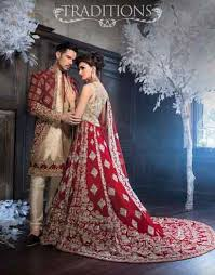groom indian wedding dress bridal in and silver lehnga choli and groom in