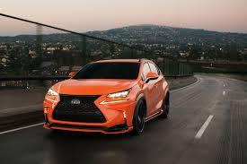 lexus suv lease las vegas lexus shows off colorful rc f nx concepts at sema motor trend wot
