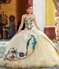 gold quince dresses de guadalupe quinceanera dress by ragazza fashion style m11