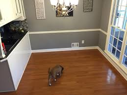 Laminate Flooring With Quarter Round Midnightxii U0027s Booth Build Album On Imgur