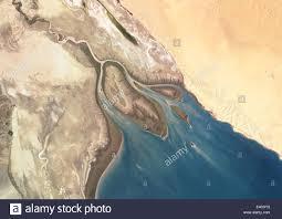 Map Of The Colorado River by Colorado River Delta Mexico True Colour Satellite Image True