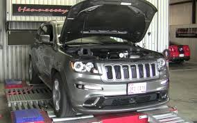 srt8 jeep modified video find hennessey u0027s supercharged jeep grand cherokee srt8