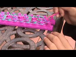 bracelet looms youtube images How to make the starburst bracelet with crazy loom jpg