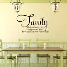 family saying wall decal family wall quote vinyl wall saying
