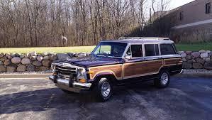 jeep grand wagoneer custom 1991 jeep grand wagoneer