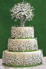lily of the valley wedding cake idea in 2017 bella wedding