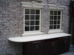 exterior countertops gallery brooks custom