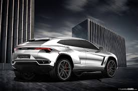 future lamborghini models lamborghini urus the first in brand u0027s electrified future