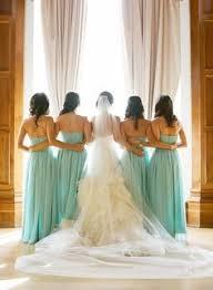 tiffany blue wedding bridesmaids dress inspiring post by