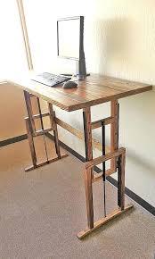 Stand Up Computer Desk Adjustable Stand Up Computer Desks Sit Stand Adjustable Computer Table