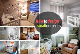 setting up a nursery in a small space minimalist architectural