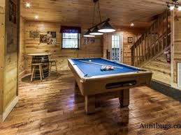 Pool Table Jack Beaver Fever A Lovely Log Cabin Nestled In Vrbo