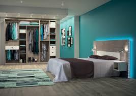 dressing chambre à coucher charmant plan de suite parentale avec salle de bain dressing 10