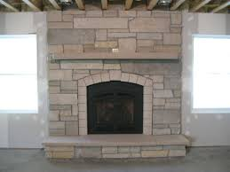 Clean Fireplace Stone by How To Clean Limestone Fireplace Designs And Colors Modern Fancy