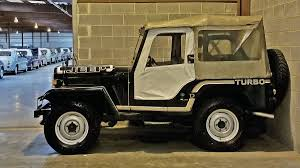jeep scrambler hardtop mitsubishi jeep j series turbodiesel off roader