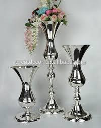 Flower Vase Decoration Home Bling Iron Vase Stand Flower Vase Handmade Designs From China