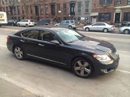 lexus ls 460 black rims looking for 19
