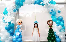 frozen balloons jocelynballoons singapore balloon sculpting balloon decorations
