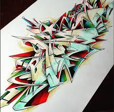 black book art wall graffiti art