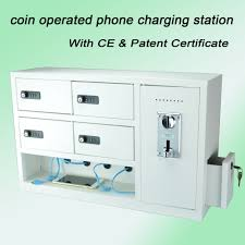 coin operated charging kiosk 4 4 coin operated charger coin