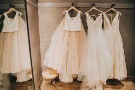 Wedding Dress Stores This Is What Wedding Dress Shopping Dreams Are Made Of A