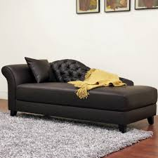 Chaise Lounge Sofas by Bedroom Mesmerizing Wonderful Elegant Black Leather Chaise